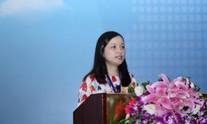 2015 兩岸四地涉稅論壇-黄慧斌小姐於論壇上致辭